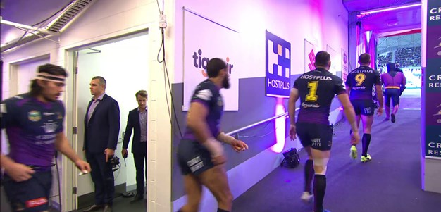 Full Match Replay: Melbourne Storm v Canberra Raiders (1st Half) - Round 26, 2017