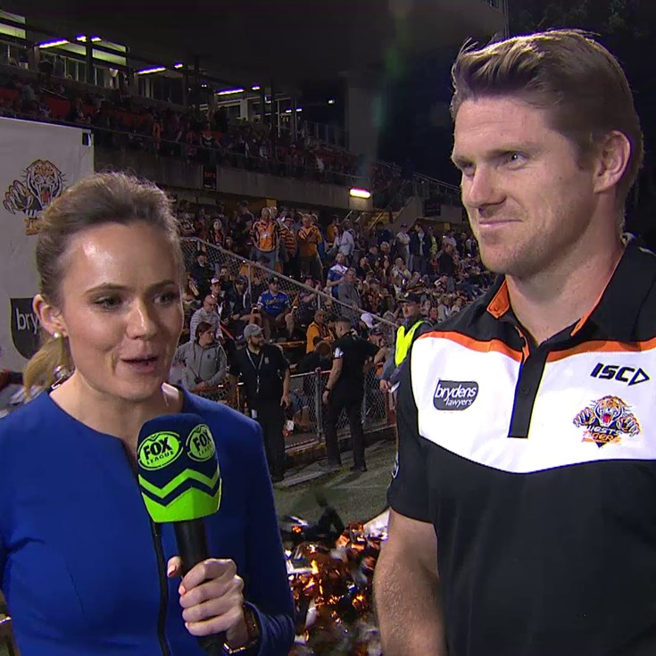 Full Match Replay: Wests Tigers v Warriors (2nd Half) - Round 26, 2017