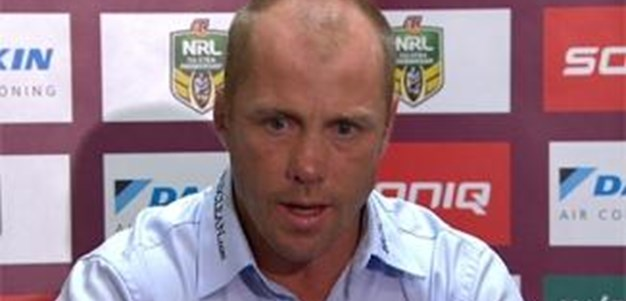 Rd 2: Sea Eagles Press Conference