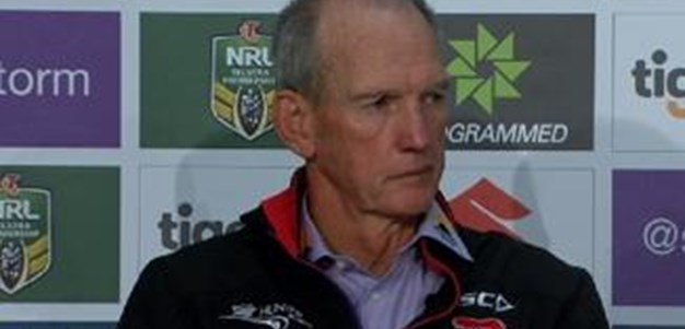 Rd 3 Press Conference: Knights