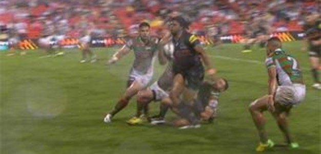 Full Match Replay: Penrith Panthers v South Sydney Rabbitohs (1st Half) - Round 6, 2014