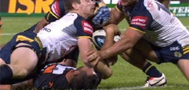 Full Match Replay: Wests Tigers v North Queensland Cowboys (2nd Half) - Round 6, 2014