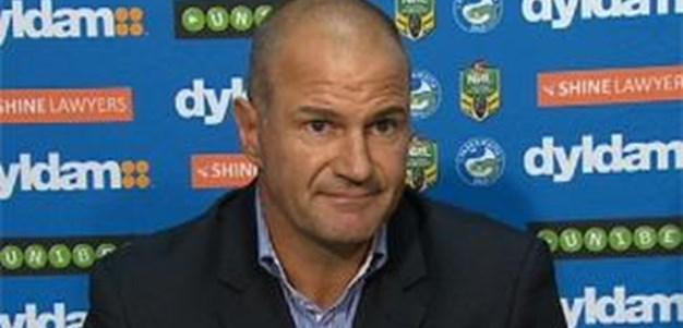 Rd 6 Press Conference: Eels