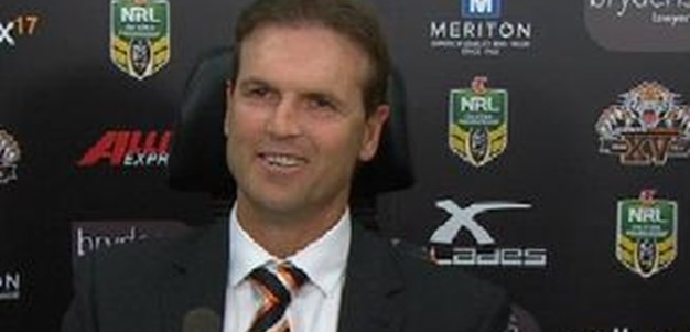 Rd 6 Press Conference: Wests Tigers