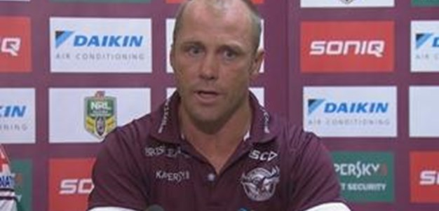 Rd 7 Press Conference: Sea Eagles