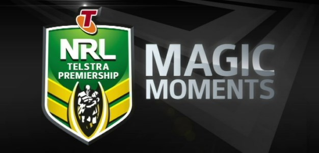 Rd 7 Magic Moments : Sharks v Roosters