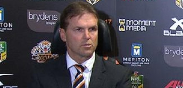 Rd 17 Press Conference: Wests Tigers