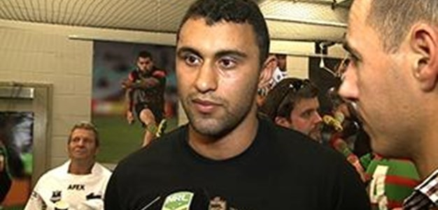 From the Rabbitohs Sheds: Alex Johnston