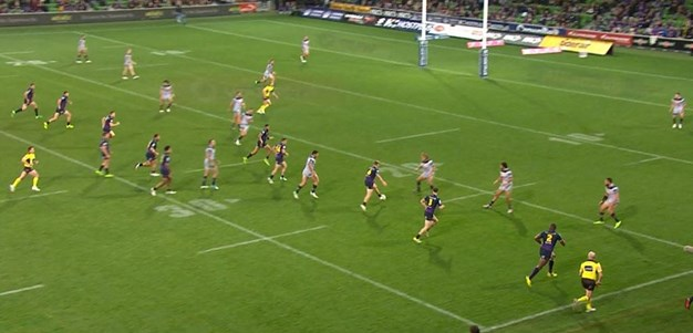 Rd 15: Storm v Cowboys - No Try 39th minute