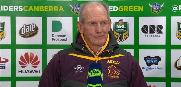 Rd 16 Press Conference: Broncos