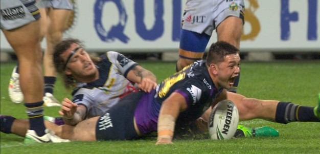 Full Match Replay: Melbourne Storm v North Queensland Cowboys (2nd Half) - Round 15, 2017