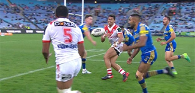 Rd 15: Eels v Dragons (Hls)