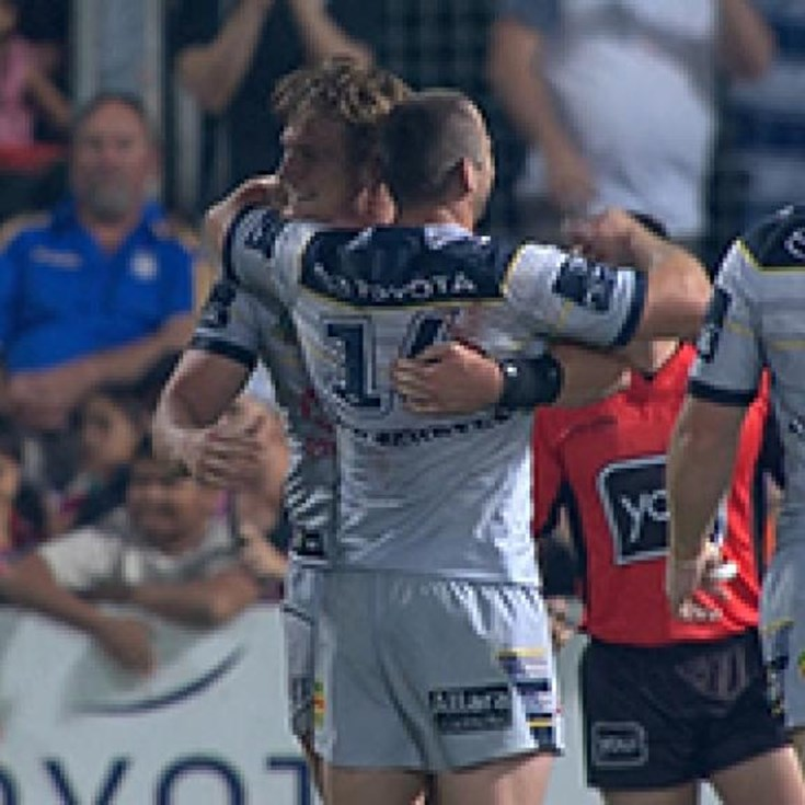 Full Match Replay: Parramatta Eels v North Queensland Cowboys (2nd Half) - Round 14, 2017
