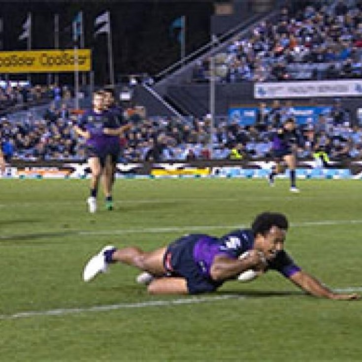 Full Match Replay: Cronulla-Sutherland Sharks v Melbourne Storm (2nd Half) - Round 14, 2017