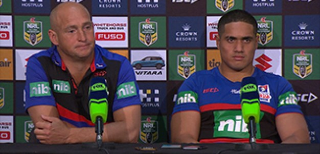 Rd 13 Press Conference: Knights