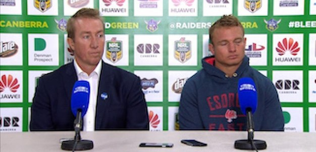 Rd 12 Press Conference: Roosters