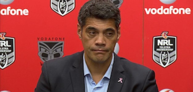 Rd 12 Press Conference: Warriors