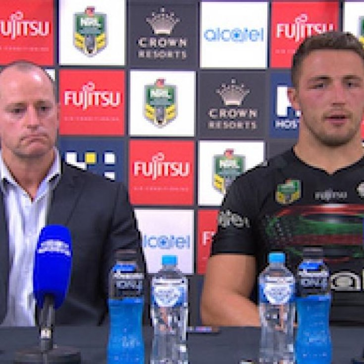 Rd 12 Press Conference: Rabbitohs