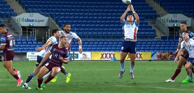 Rd 11: Titans v Sea Eagles - Try 15th minute - Ashley Taylor