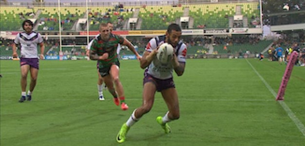 Full Match Replay: South Sydney Rabbitohs v Melbourne Storm (1st Half) - Round 11, 2017