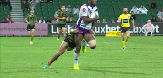 Full Match Replay: South Sydney Rabbitohs v Melbourne Storm (2nd Half) - Round 11, 2017
