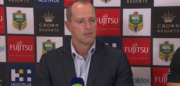 Rd 11 Press Conference: Rabbitohs