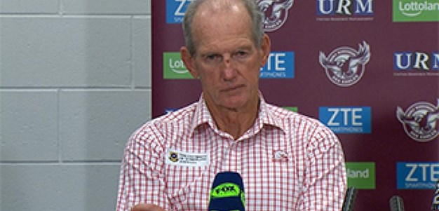 Rd 10 Press Conference: Broncos