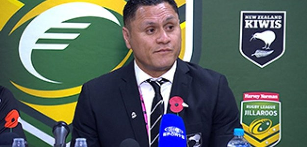 Rep Round Press Conference: Kiwis
