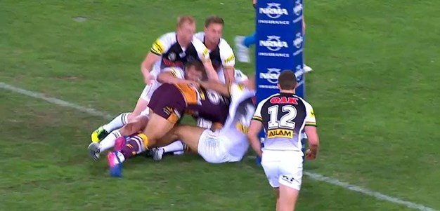 Rd 9: Broncos v Panthers - No Try 23rd minute