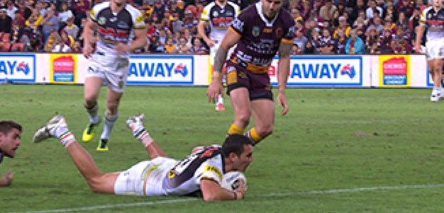 Full Match Replay: Brisbane Broncos v Penrith Panthers (2nd Half) - Round 9, 2017
