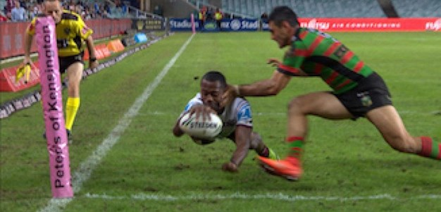 Rd 9: Rabbitohs v Sea Eagles (Hls)