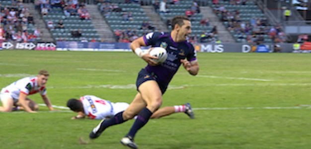 Full Match Replay: St George-Illawarra Dragons v Melbourne Storm (2nd Half) - Round 9, 2017