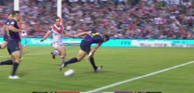 Rd 9: TRY Billy Slater (53rd min)