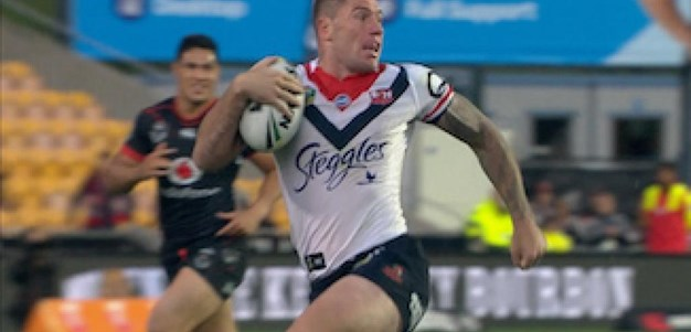 Full Match Replay: Warriors v Sydney Roosters (2nd Half) - Round 9, 2017
