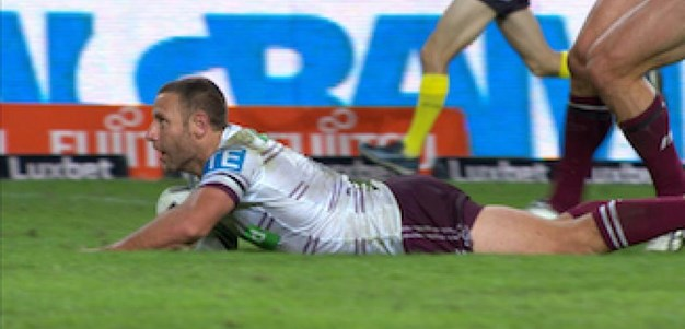 Full Match Replay: South Sydney Rabbitohs v Manly-Warringah Sea Eagles (2nd Half) - Round 9, 2017