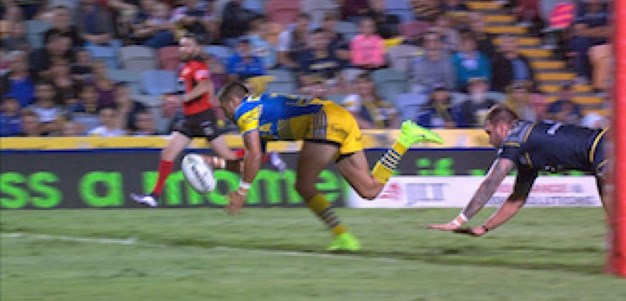 Full Match Replay: North Queensland Cowboys v Parramatta Eels (2nd Half) - Round 9, 2017