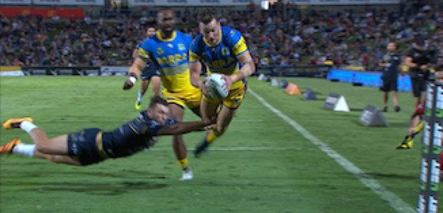 Full Match Replay: North Queensland Cowboys v Parramatta Eels (1st Half) - Round 9, 2017