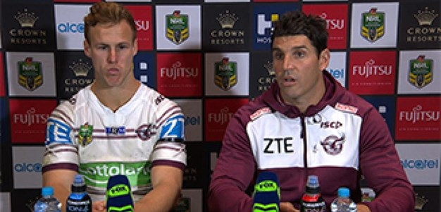 Rd 9 Press Conference: Sea Eagles