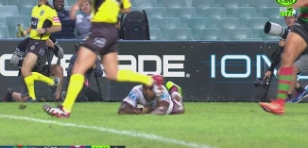 Rd 9: TRY Akuila Uate (35th min)