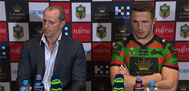 Rd 9 Press Conference: Rabbitohs