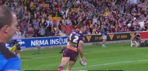 Rd 9: TRY Matt Gillett (80th min)