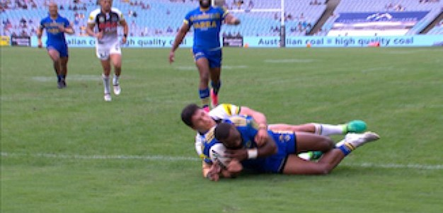 Eels v Panthers - Round 8, 2017