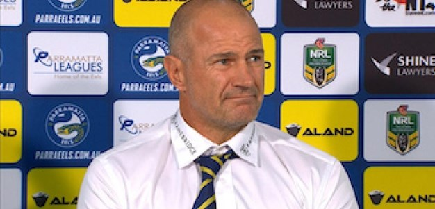 Rd 8 Press Conference: Eels