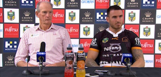 Rd 8 Press Conference: Broncos