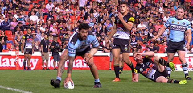 Full Match Replay: Penrith Panthers v Cronulla-Sutherland Sharks (2nd Half) - Round 7, 2017