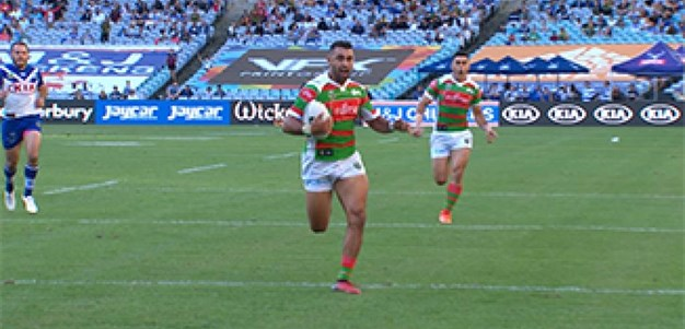 Full Match Replay: Canterbury-Bankstown Bulldogs v South Sydney Rabbitohs (1st Half) - Round 7, 2017