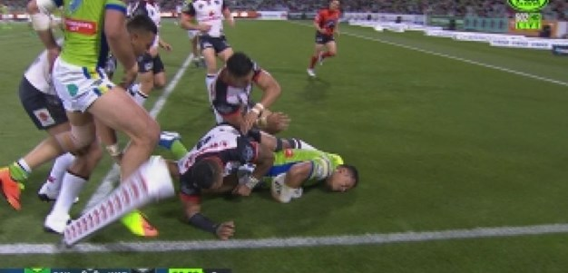 Rd 7: TRY Joey Leilua (59th min)
