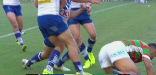 Rd 7: TRY Josh Reynolds (30th min)