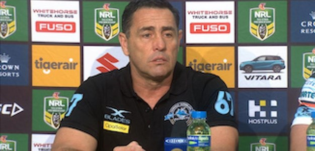 Sharks press conference: Round 6, 2017