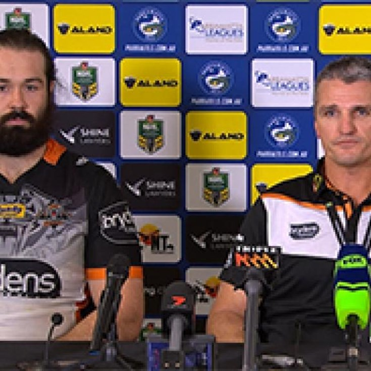 Wests Tigers press conference: Round 7, 2017